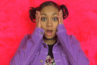 Rayven Symone  new show Thats so Raven Spin off.