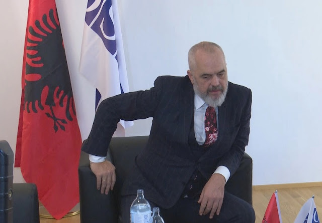 Albanian Prime Edi Rama to visit Moscow on February 26, wants to meet with Putin