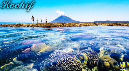 Gambar Pantai Bunaken (Manado)