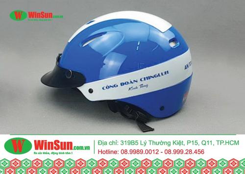 Dịch vụ in nón bảo hiểm theo yêu cầu chất lượng hàng đầu thị trường