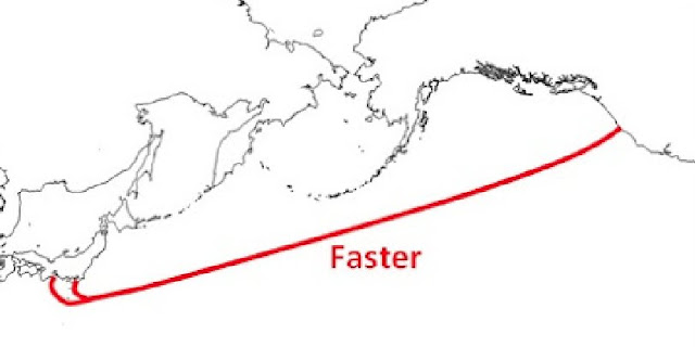 Faster US to Japan 60-Tbps Cable Begins Service 1
