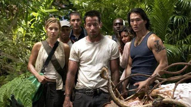 Review Film Anaconda 2 : The Hunt For The Blood Orchid 2004 - Perburuan Anggrek Darah di Sarang Ular Raksasa