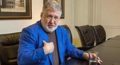 США ввели санкции против Коломойского и его окружения.