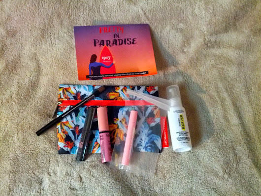 Ipsy June 2014 Review