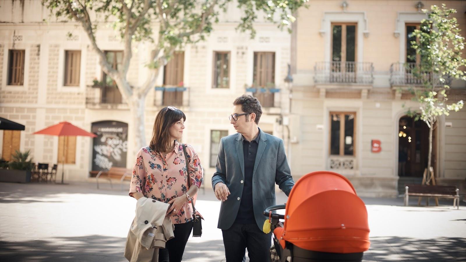 """Berto y Sandra son dos padres primerizos en """"Mira lo que has hecho"""""""
