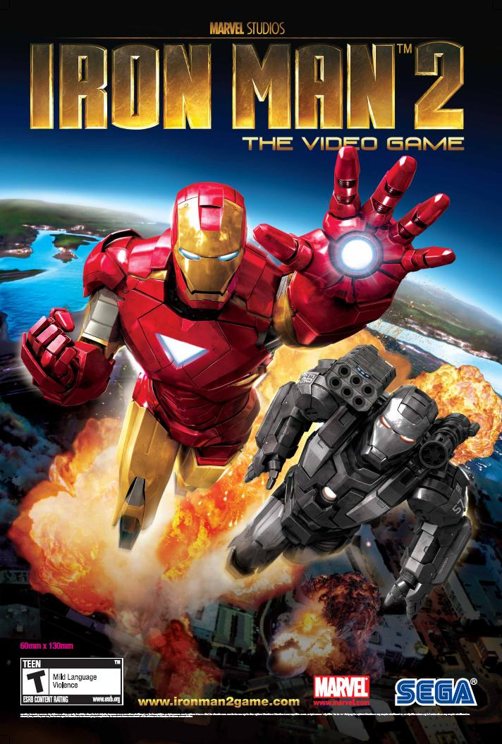 Play Free Iron Man Games