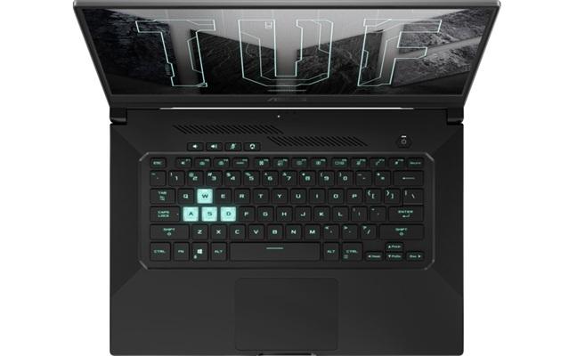 ASUS TUF Dash F15 FX516PM-HN024T: portátil gaming con procesador Intel Core i7, gráfica GeForce RTX 3060 y conectividad Thunderbolt 4