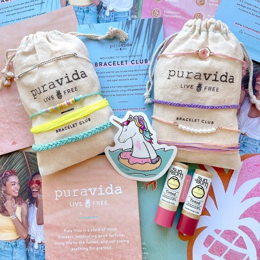 PURAVIDA - LIVE FREE