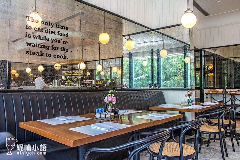 【曼谷美食推薦】東方公寓 Café Claire。東方文華新興平價品牌