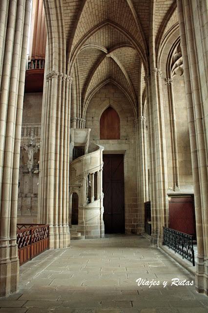 Catedral de St Etienne de Limoges