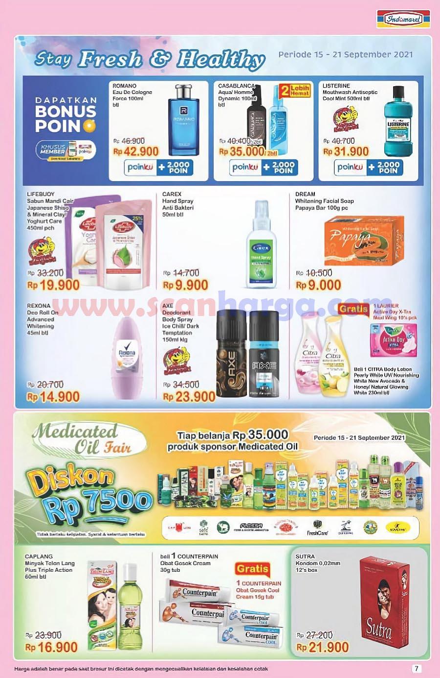 Katalog Indomaret Promo Terbaru 15 - 21 September 2021 7