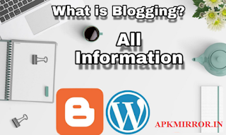 Blogger, WordPress?