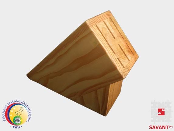 Wooden Knife Block Philippines
