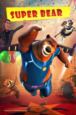 Super Bear 2019 Dual Audio Hindi 720p WEBRip ESubs Download