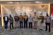 Audiensi Dengan Menko Airlangga Hartarto, PB Wushu dan PP Kickboxing Indonesia Siapkan Agenda Kejuaraan Nasional