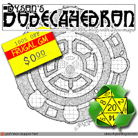 A Re-Visited Free GM Resource: Dyson's Dodecahedron