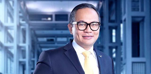 Profil Kartika Wirjoatmodjo, Bos Bank Mandiri Yang Dipilih Jokowi Jadi Wamen BUMN