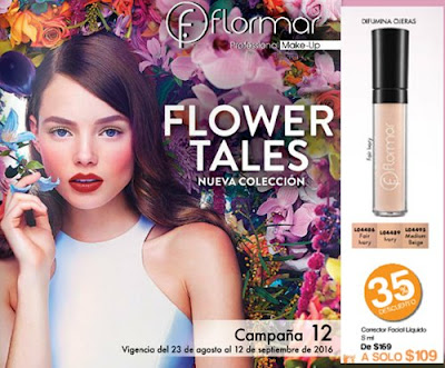 Campaña 12 Flormar 2016