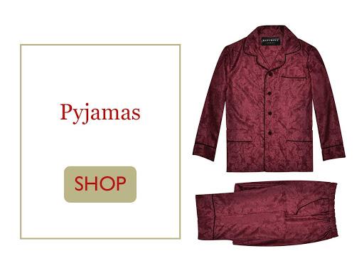 Herren Pyjamas