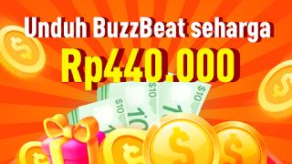 saldo dana gratis buzzbeat