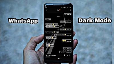 Cara Mengaktifkan Mode Gelap WhatsApp di Android dan iOS [Dark Mode Whatsapp]