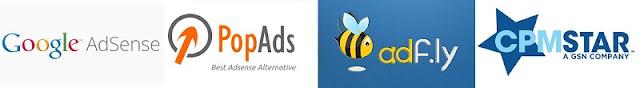 Afiliados e Patrocínios alternativos ao Adsense: PopAds, Adfly...