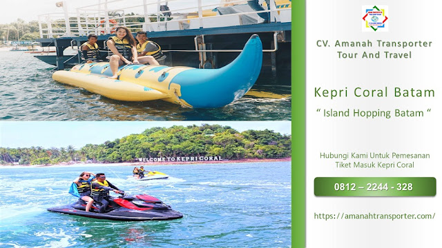 Kepri Coral Resort Batam Tour Package