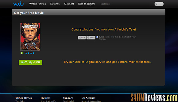 That Vudu That You Do So Well