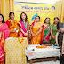 महिला काव्य मंच के स्थापना दिवस पर महिलाओं का सम्मान