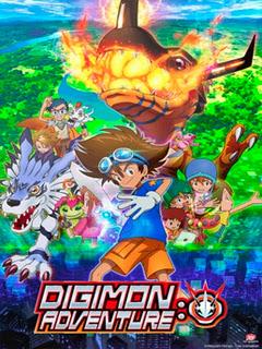 Assistir Digimon Adventure (2020) Online