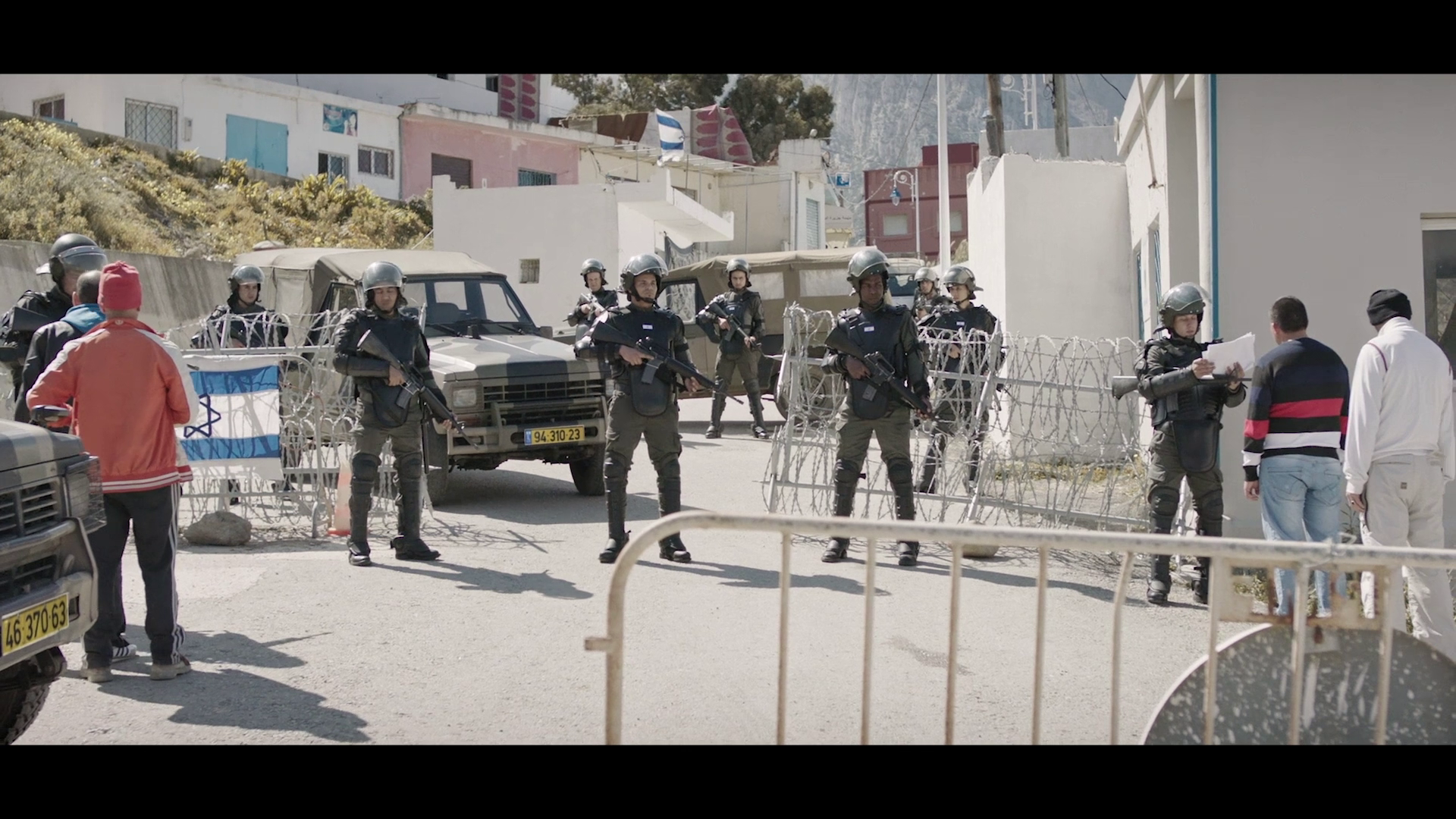 Palestina: Una tierra en conflicto (2017) 1080p WEB-DL AMZN Latino