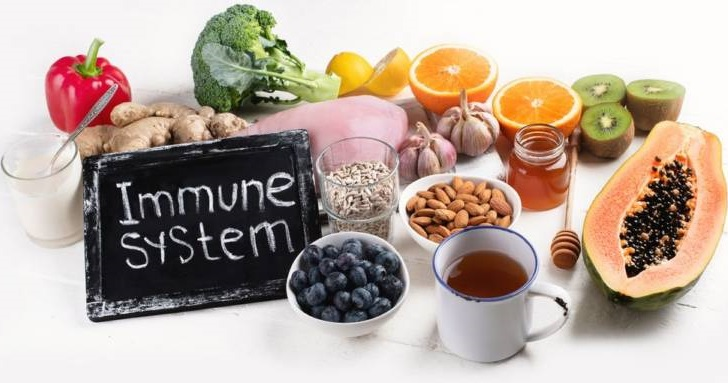 Boost Your Immunity With These Foods