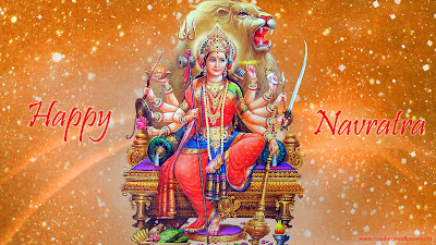Maa Durga HD Wallpaper images for Desktops