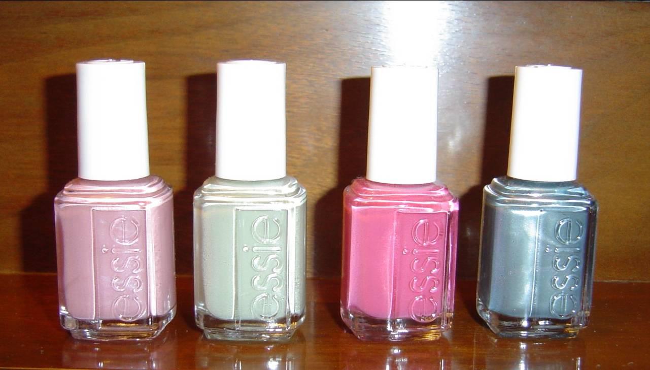 Essie Resort 2011 nail polish Collection