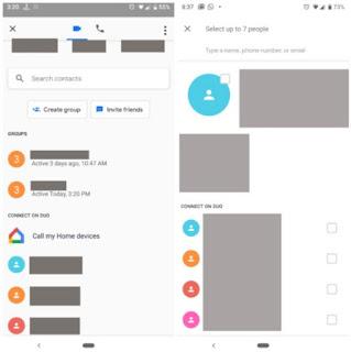 Cara Membuat Grup di Google Duo