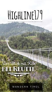 Wanderung Reutte | Burgenwelt Ehrenberg | Highline 179 | Erlebniswanderung in der Tiroler Zugspitzarena | Tourenplanung