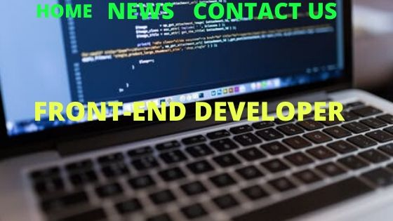 What is front-End developer