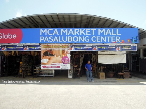 Puerto Princesa Travel Guide: pasalubong and souvenirs at MCA Market Mall