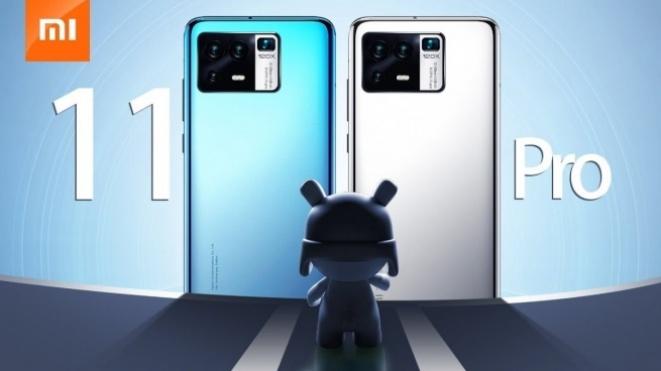 Xiaomi Mi 11 Pro Camera