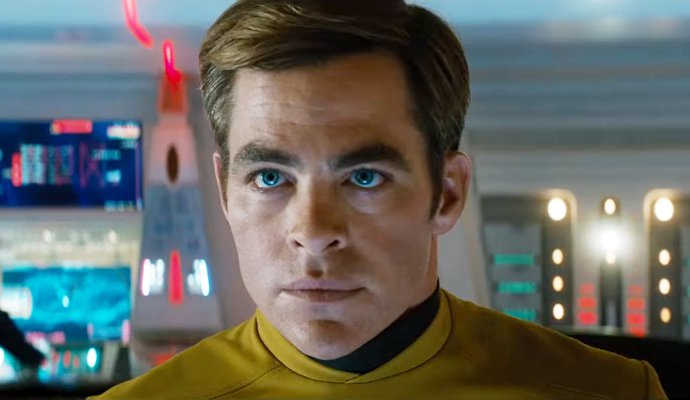 Jim's Sci-Fi Blog: Star Trek Beyond
