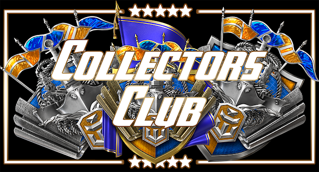 World of Warships Collectors Club