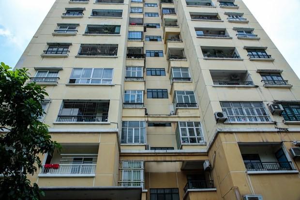 Danh sách chung cư có nguy cơ ô nhiễm quang Rạng Đông