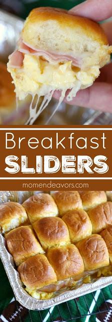Gameday Breakfast Slínders