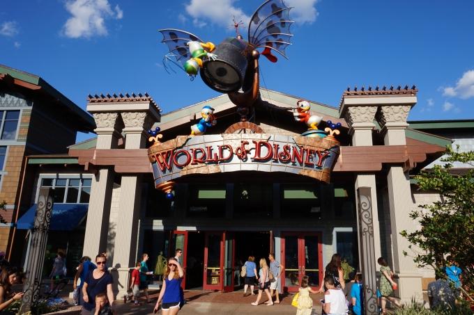 World of Disney, Orlando Florida