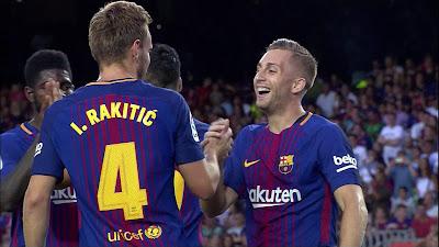 Joan Gamper : Barcelona 5 vs 0 Chapecoense 07-08-2017