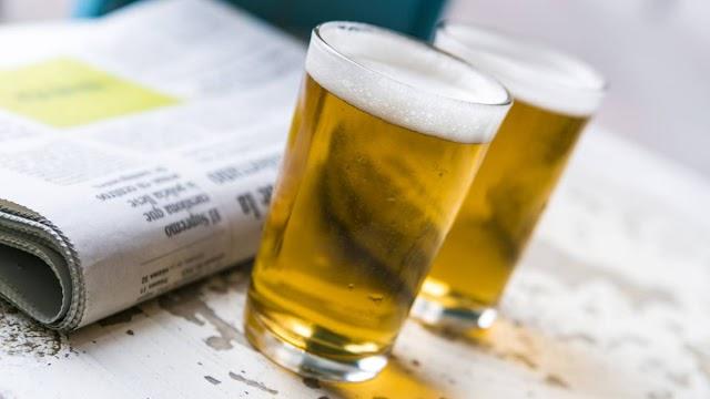 Bañarte después de tomar birras puede tener consecuencias negativas