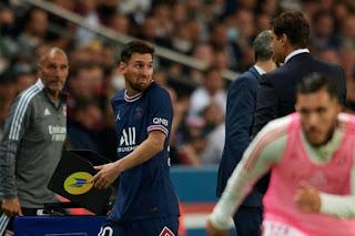 فوز باريس سان جيرمان بقمة ليون بهدف إيكاردي  في ليلة غضب ميسي 2-1