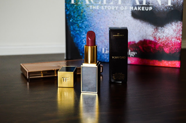 Tom Ford Lipstick in Casablanca Beauty Blog Review