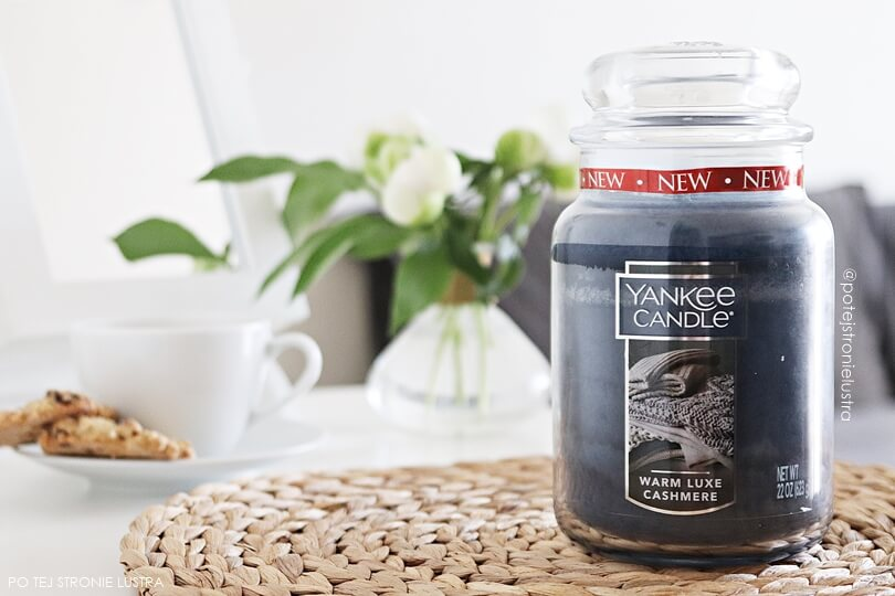 yankee candle warm luxe cashmere blog