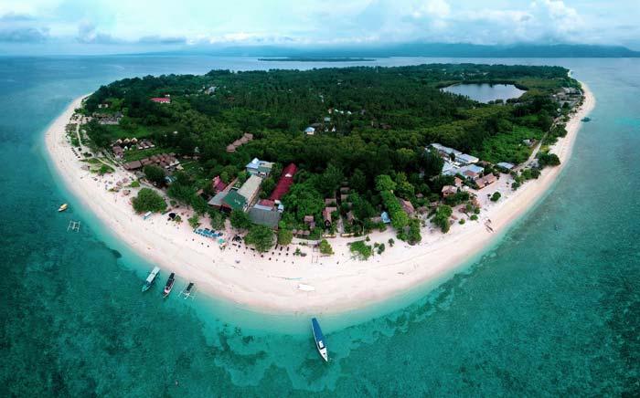 Destinasi Wisata Kepulauan Gili NTB